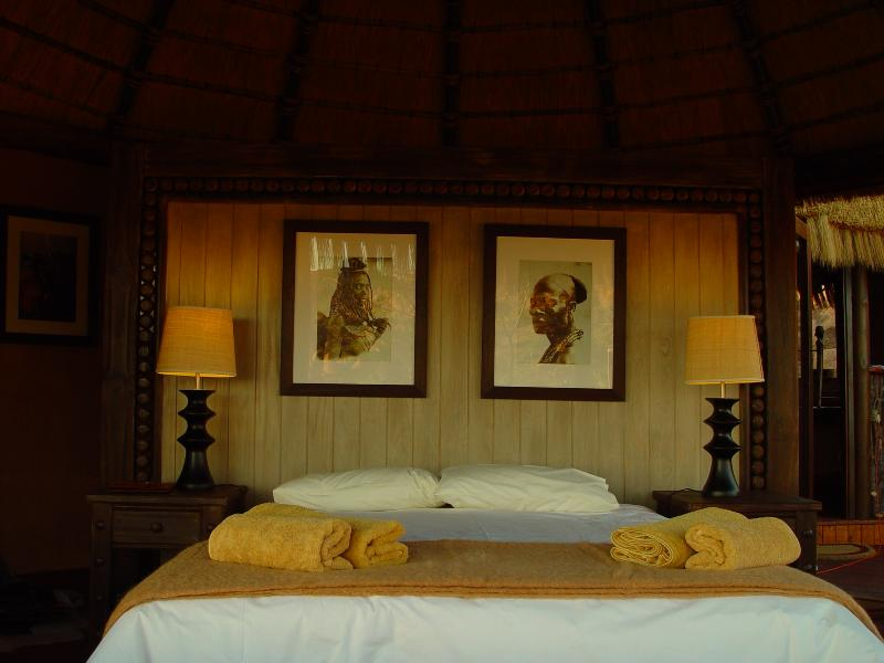 Furniture Beds African Lodge Interior Design South Africa