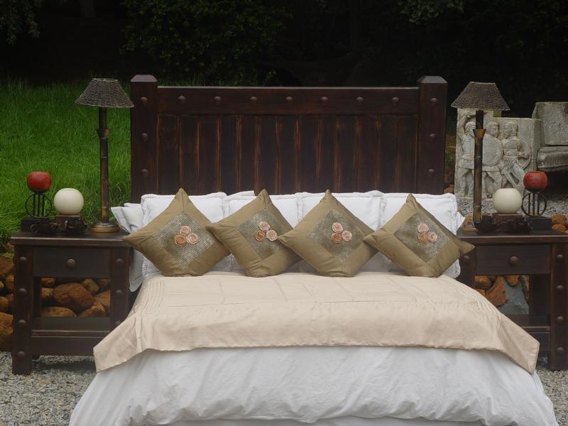 bedroom furniture beds african lodge interior design